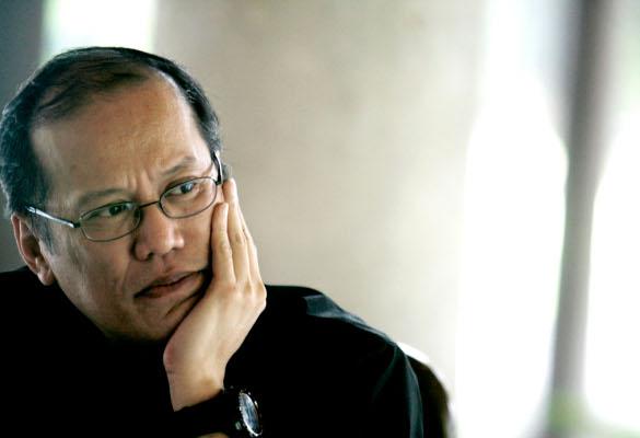 Benigno Aquino Iii Drawing Ninoy Aquino And Former