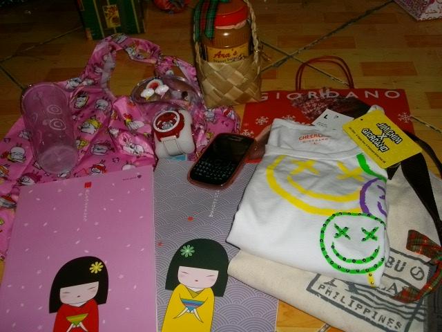 Seriously good haul - Christmas 2010