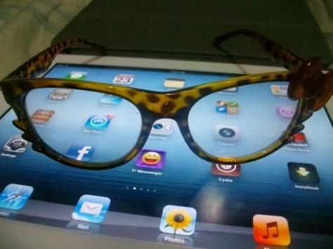 fashionable reading glasses