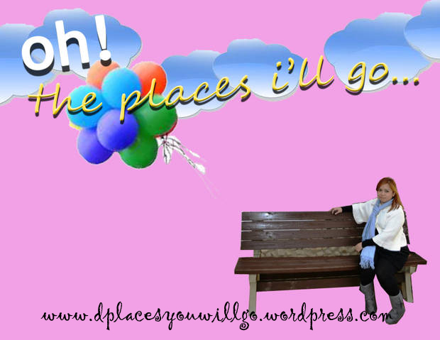oh the places you will go