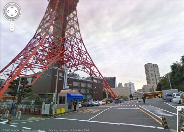 tokyo tower, minato