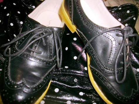 My new oxfords from VNC