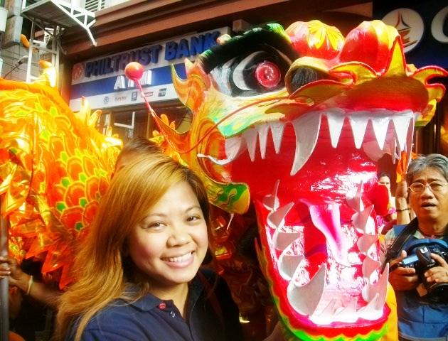 Dragon cometh!