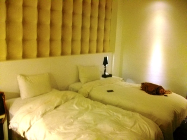 our home away from home: CityInn Hotel Plus Ximending