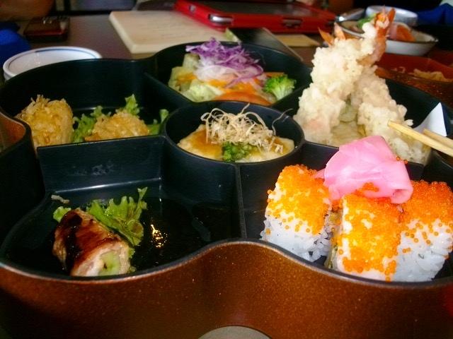 My Bento... so yummy!