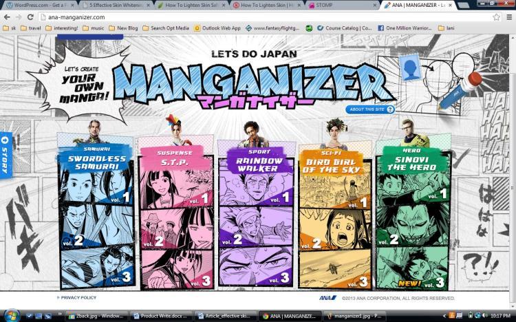 From ANA-Manganizer website