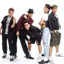 My first ever boyband crush