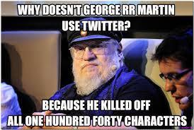 george rr martin