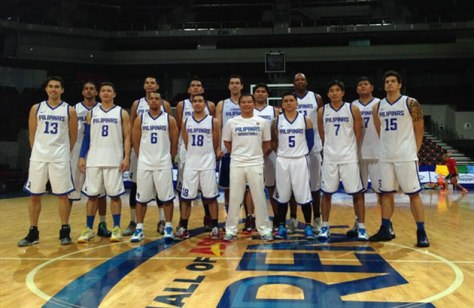 Gilas Pilipinas National Team