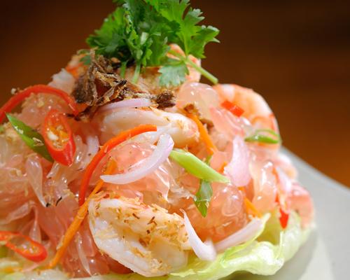 Yum Som O - Pomelo Salad