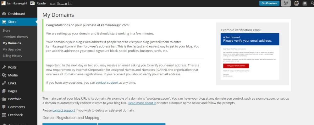 Kamikazeegirl.domain name