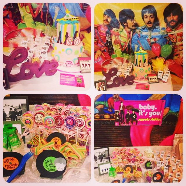 Beatles Party 1
