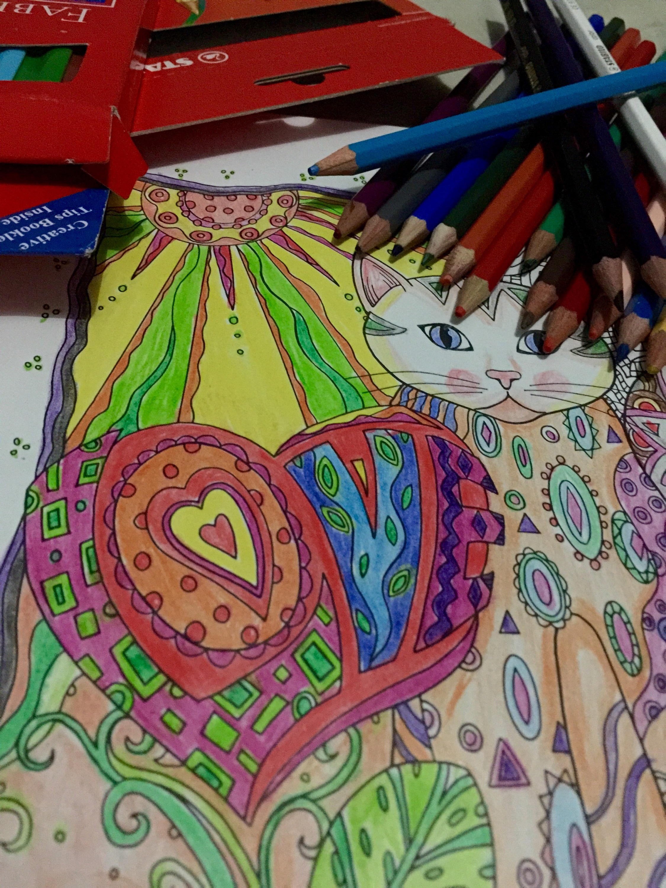 Image Result For Relaxing Coloring Pages