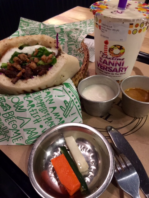 A different kind of Shawarma experience