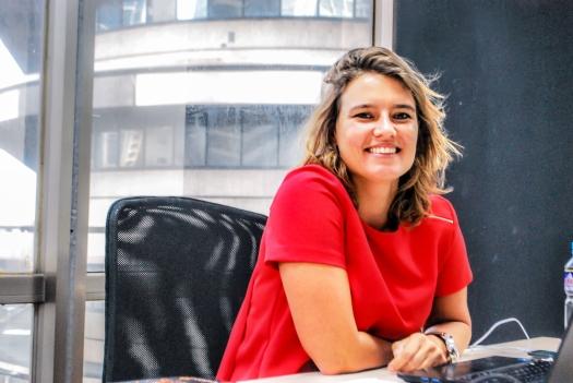 Jacqueline Van Den Ende, Managing Director Lamudi PH