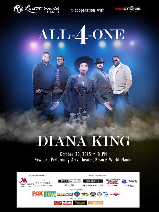 all4onedianaking new poster