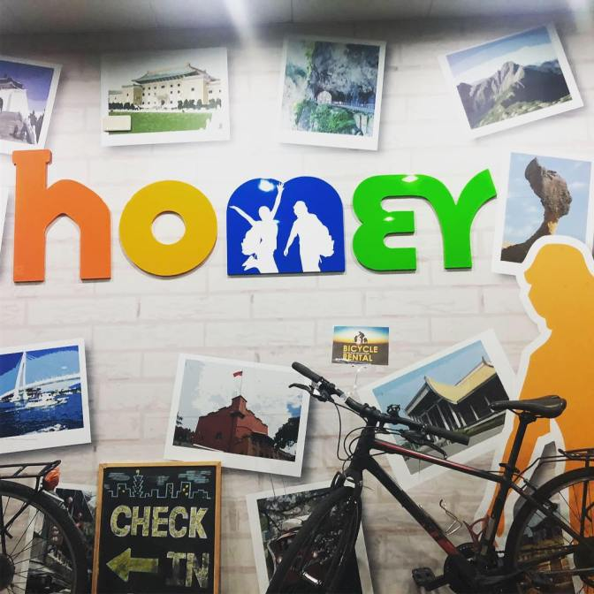 I stayed in Homey Hostel while in Taipei – and it ticked off all my hostel must-haves