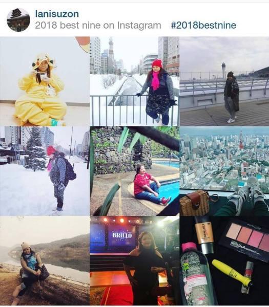 best nine 2018